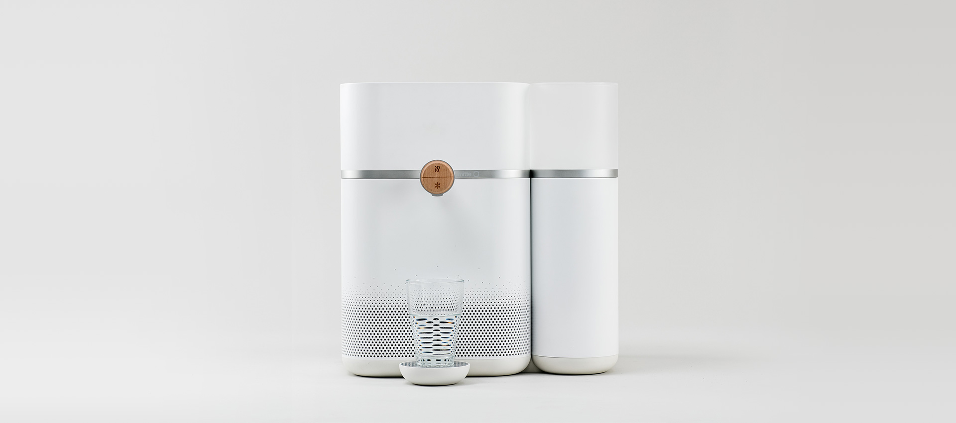 A personalized hydration experience at home