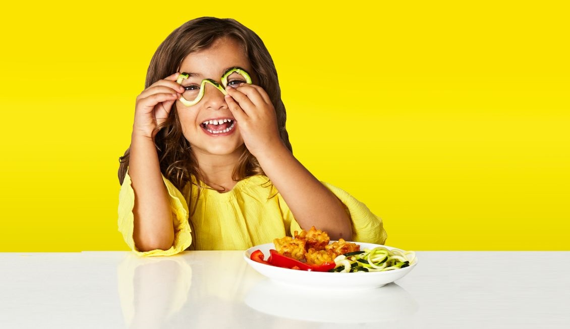 Fresh food for healthy kids and happy parents